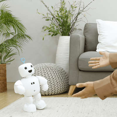 [Social Robots] Pibo, Would you like to bring a companion robot into your house?